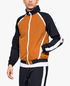 Men's UA Always On Recovery Nylon Windbreaker Jacket