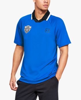 Men's UA Always On Soccer Short Sleeve Jersey