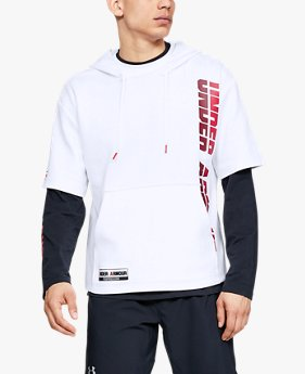 Men's UA Always On Short-Sleeve Hoodie