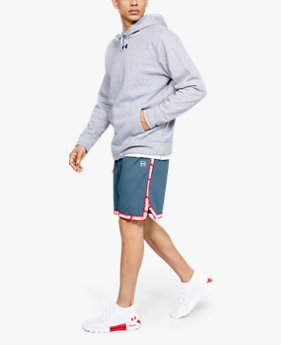 Herren UA Always On Shorts aus Doppelstrick