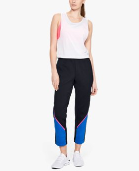 Pantalones UA Always On Recovery Swacket para Mujer