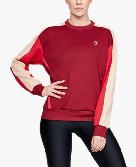 Women's UA Always On Double Knit Crew