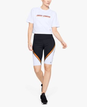 Shorts UA Always On Bike para Mujer