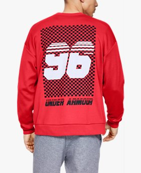 Men's UA Always On Double Knit Crew