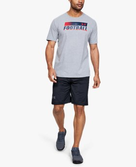 Men's UA Football Fade T-Shirt