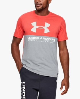 Men's UA Performance Apparel Short Sleeve
