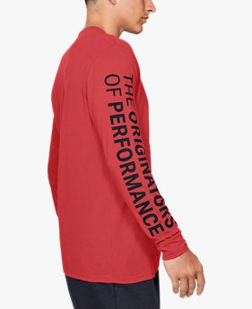 Men's UA Originators Of Performance Long Sleeve