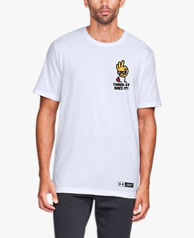 Men's SC30 Asia Tour Three-sy Short Sleeve T-Shirt