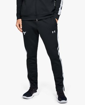 Men's Project Rock Tracksuit Bottoms