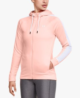 Women's UA Tech™ Terry Full Zip
