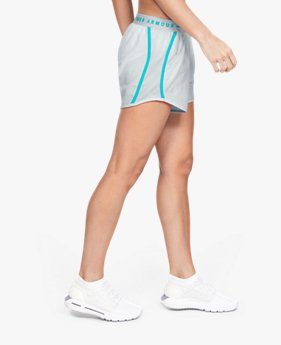 Damen UA Fly-By Exposed Shorts