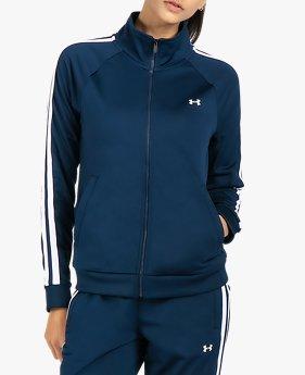 여성 베이직 트랙 재킷