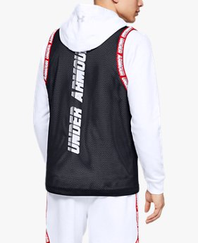 Herentanktop UA Always On Mesh