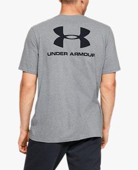 Men's UA Sportstyle LC Back T-Shirt