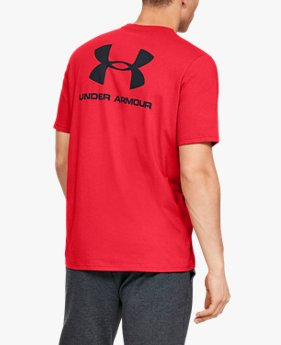 Men's UA Sportstyle LC Back T-Shirt