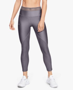 Dameslegging HeatGear® Armour Jacquard Ankle Crop