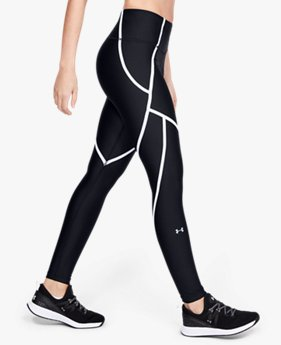 Women's HeatGear® Armour Edgelit Leggings
