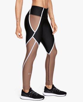 Women's HeatGear® Armour Edgelit Leggings