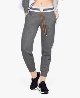 Women's UA Always On Recovery Double Knit Trousers