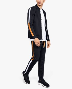 Men's UA Always On Recovery Double Knit Track Jacket