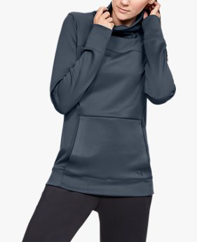 Women's ColdGear® Armour Hybrid Pullover