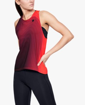 Damen UA RUSH™ Run Track Tanktop