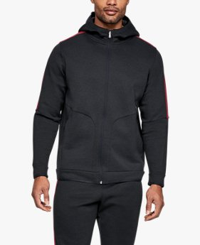 Men's UA Recover Fleece Full Zip