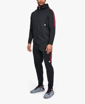 Men's UA RECOVER™ Fleece Full Zip