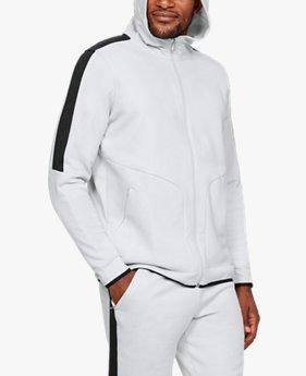Men's UA Recover Fleece Full Zip