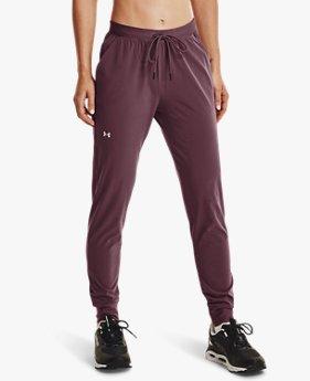 Pantalones UA Armour Sport Woven para Mujer