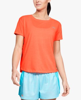 Women's UA Whisperlight Mesh Short Sleeve