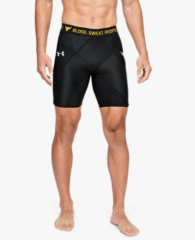 Men's Project Rock Compression Shorts