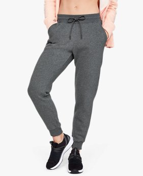 Pantaloni UA Rival Fleece Sportstyle Graphic da donna