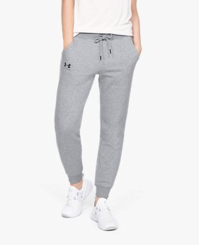 Calça de Treino Feminina Under Armour Rival Fleece Sportstyle Graphic
