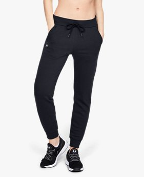 Women's UA Rival Fleece Solid Trousers