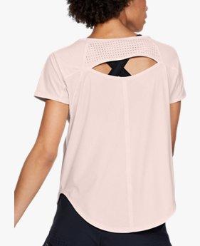 Camiseta de manga corta UA Perpetual para mujer