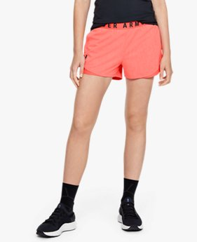 Short UA Play Up 3.0 Twist pour femme