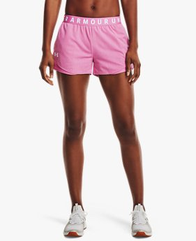 Shorts UA Play Up 3.0 Twist para Mujer
