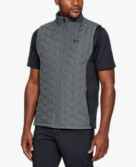 Herenbodywarmer ColdGear® Reactor Golf Hybrid