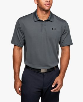 Men's UA Playoff 2.0 Blocked Polo