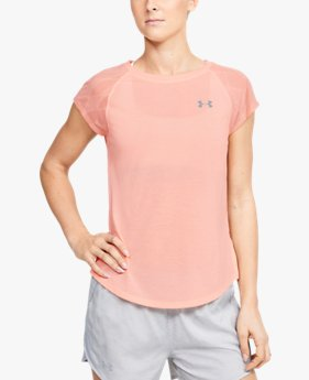Women's UA Streaker 2.0 Shift Short Sleeve