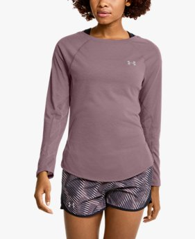 Women's UA Streaker 2.0 Shift Long Sleeve