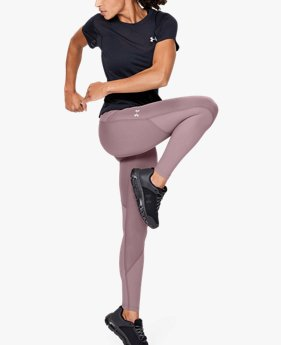 Women's UA Fly Fast Embossed Tights