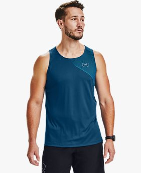 Men's UA Qualifier Iso-Chill Run Singlet