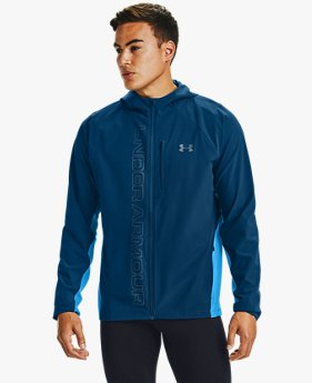 Herren UA Qualifier Outrun The Storm Jacke