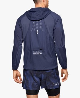 Veste repliable UA Qualifier Weightless pour homme