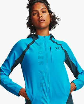 Women's UA Qualifier OutRun The Storm Jacket