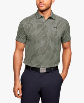 Men's UA Vanish Jacquard Polo
