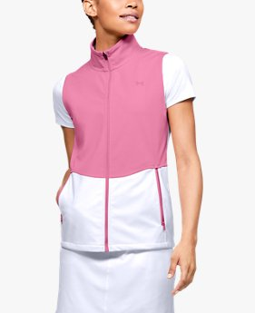 Women's UA Soft Shell Vest