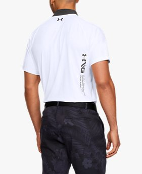 Playera Polo UA Range Unlimited Iso-Chill para Hombre